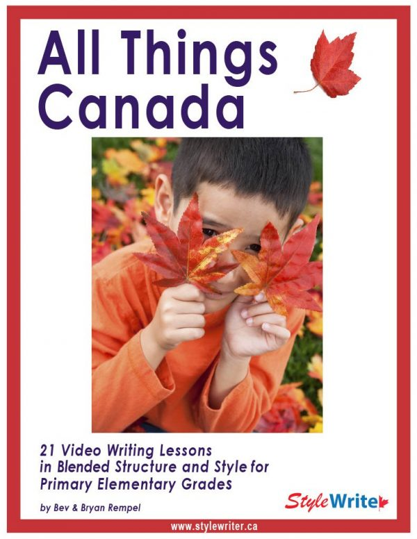All Things Canada Video Writing Course