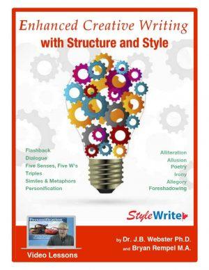 Creative Writing Video Writing Course