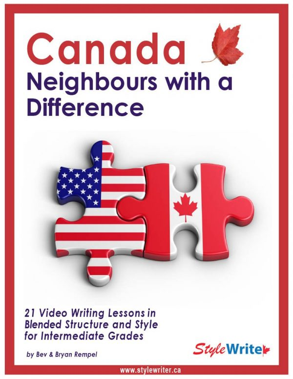 Neighbours with a Difference Video Writing Course