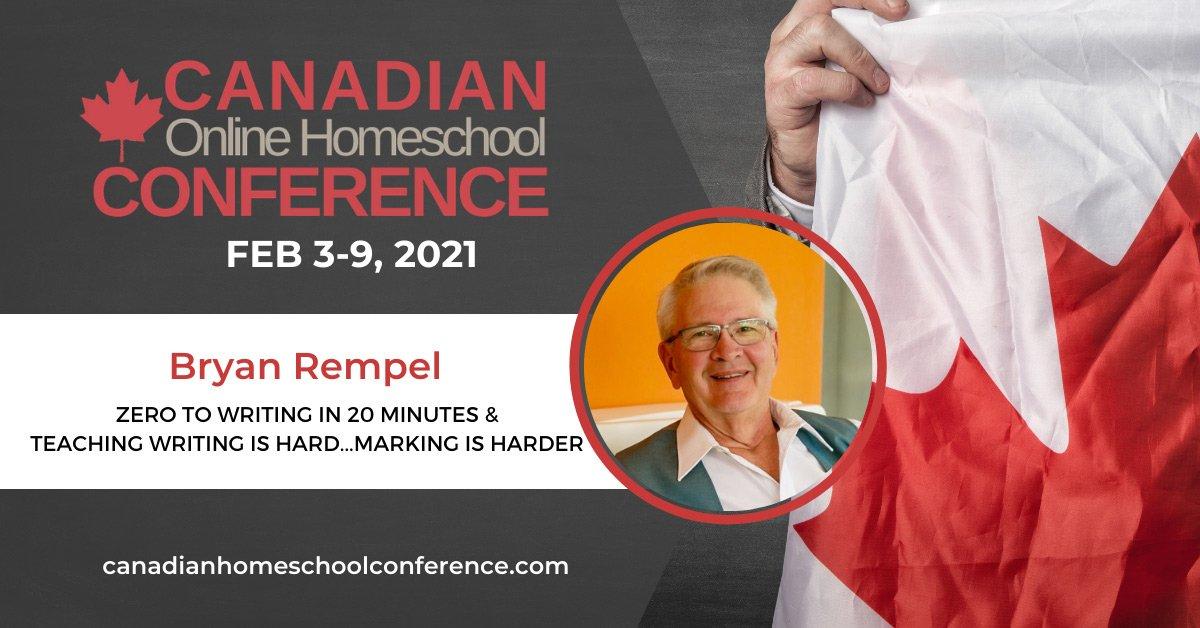 BryanRempel Online Conference 2021